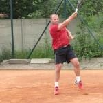 2. tenisový turnaj O POHÁR STAROSTY MĚSTA ZUBŘÍ 2014 dvouhra 0104