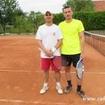 2. tenisový turnaj O POHÁR STAROSTY MĚSTA ZUBŘÍ 2014 dvouhra 0110