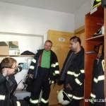 Hasičské cvičení na nové škole v Zubří červenen 2014  0007