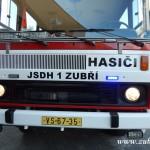 Hasičské cvičení na nové škole v Zubří červenen 2014  0039