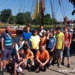 Mladší žáci HC Zubří zvítězili na mezinárodním turnaji v německém Schwerinu 2014   00014