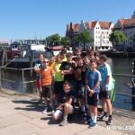 Mladší žáci HC Zubří zvítězili na mezinárodním turnaji v německém Schwerinu 2014   00017