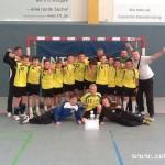 Mladší žáci HC Zubří zvítězili na mezinárodním turnaji v německém Schwerinu 2014   00020