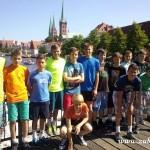 Mladší žáci HC Zubří zvítězili na mezinárodním turnaji v německém Schwerinu 2014   00035