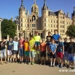 Mladší žáci HC Zubří zvítězili na mezinárodním turnaji v německém Schwerinu 2014   00041