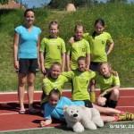 Turnaj miniházené v Zubří týmy  2014 0008