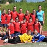 Turnaj miniházené v Zubří týmy  2014 0009