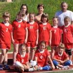 Turnaj miniházené v Zubří týmy  2014 0011