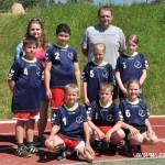 Turnaj miniházené v Zubří týmy  2014 0019