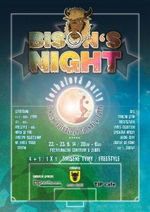 Bisons night 1. ročník