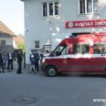 Oslava 120 let založení sbor dobrovolných hasičů Zubří 2014 00005