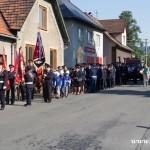 Oslava 120 let založení sbor dobrovolných hasičů  Zubří 2014 00012