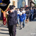 Oslava 120 let založení sbor dobrovolných hasičů  Zubří 2014 00013