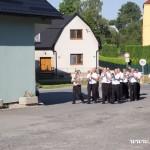 Oslava 120 let založení sbor dobrovolných hasičů  Zubří 2014 00014