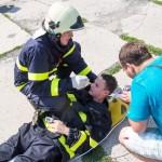 Oslava 120 let založení sbor dobrovolných hasičů  Zubří 2014 00041