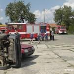 Oslava 120 let založení sbor dobrovolných hasičů Zubří 2014 00180