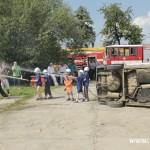 Oslava 120 let založení sbor dobrovolných hasičů Zubří 2014 00184