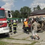 Oslava 120 let založení sbor dobrovolných hasičů Zubří 2014 00193
