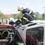 Oslava 120 let založení sbor dobrovolných hasičů Zubří 2014 00201