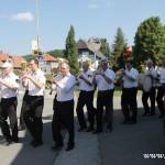 Oslava 120 let založení sbor dobrovolných hasičů Zubří 2014 00247