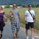 Velký úspěch mládeže HC Zubří v Klagenfurtu 2014  0053