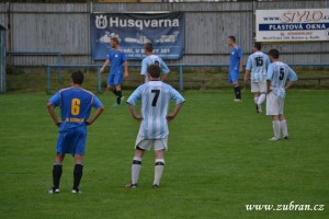FC Zubří - Vizovice - 3.8.2014 0007
