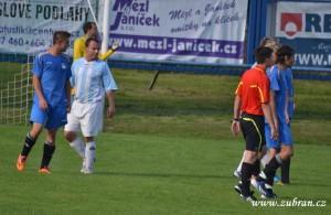 FC Zubří - Vizovice - 3.8.2014 0011