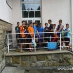 Starší žáci HC Zubří zahájili soustředění na Horní Bečvě 2014 00017