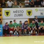 Hc Zubří Talent Plzeň házení Zubří  2014  2015DSCN3965