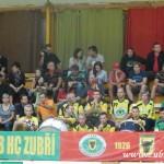 Hc Zubří Talent Plzeň házení Zubří  2014  2015DSCN3966
