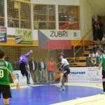 Hc Zubří Talent Plzeň házení Zubří  2014  2015DSCN3980