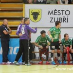 Hc Zubří Talent Plzeň házení Zubří  2014  2015DSCN3987