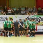 Hc Zubří Talent Plzeň házení Zubří  2014  2015DSCN3994