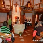 Koncert Tóny babího létav kapli svatého Ducha ve Starém Zubří 2014DSCN3424