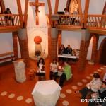 Koncert Tóny babího létav kapli svatého Ducha ve Starém Zubří 2014DSCN3426