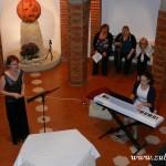 Koncert Tóny babího létav kapli svatého Ducha ve Starém Zubří 2014DSCN3435