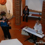 Koncert Tóny babího létav kapli svatého Ducha ve Starém Zubří 2014DSCN3436