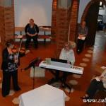 Koncert Tóny babího létav kapli svatého Ducha ve Starém Zubří 2014DSCN3437