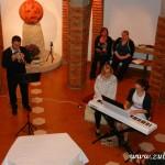 Koncert Tóny babího létav kapli svatého Ducha ve Starém Zubří 2014DSCN3440