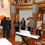 Koncert Tóny babího létav kapli svatého Ducha ve Starém Zubří 2014DSCN3441