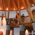 Koncert Tóny babího létav kapli svatého Ducha ve Starém Zubří 2014DSCN3443