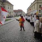 Ministrantská pouť v Kromeříži 2014DSCN8414