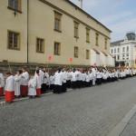 Ministrantská pouť v Kromeříži 2014DSCN8417