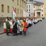 Ministrantská pouť v Kromeříži 2014DSCN8419