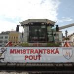 Ministrantská pouť v Kromeříži 2014DSCN8437