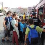 Ministrantská pouť v Kromeříži 2014DSCN8438