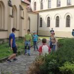 Ministrantská pouť v Kromeříži 2014DSCN8468