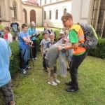 Ministrantská pouť v Kromeříži 2014DSCN8471