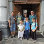 Ministrantská pouť v Kromeříži 2014DSCN8491