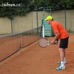 Tenisový turnaj v tenisové ctyrhre v Zubří 2014IMG_1738